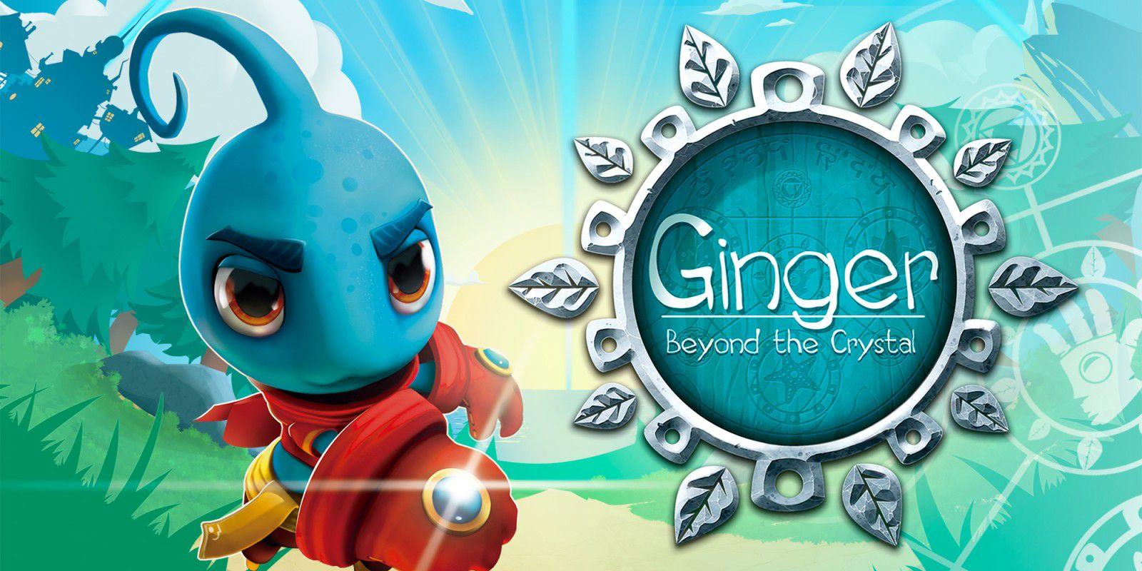 Ginger juego Nintendo switch eshop Sudáfrica