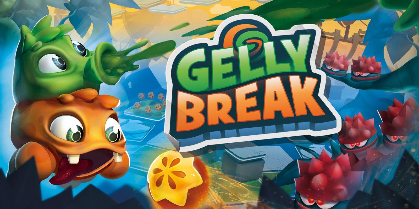 Gelly break para Nintendo switch en eshop España