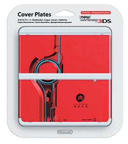Carcasa New Nintendo 3ds Xenoblade