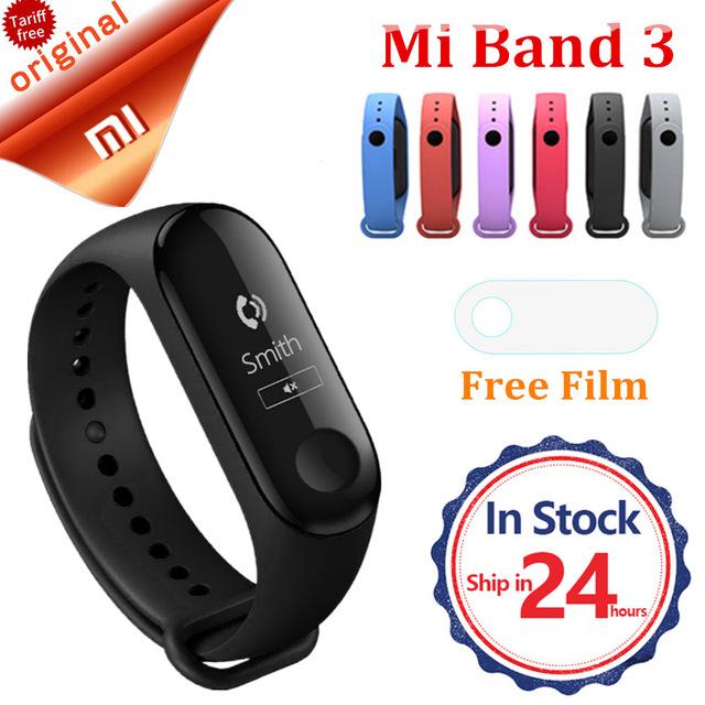 La nueva, Xiaomi Mi Band 3, Sin NFC