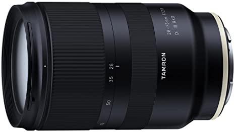 Tamron - Objetivo 28-75mm F/2.8 Di III RXD para cámara Sony E ,full frame