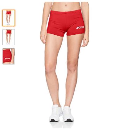 Joma - Pantalón Corto Lycra Mujer talla 10-12 y L.
