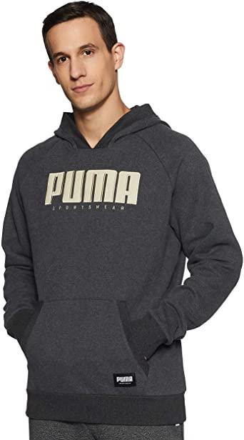PUMA Athletics Hoody FL - Sudadera Hombre talla XL.