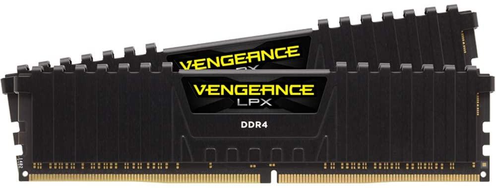 Memoria RAM Corsair Vengeance 32GB (2x16GB) DDR4 3200MHz