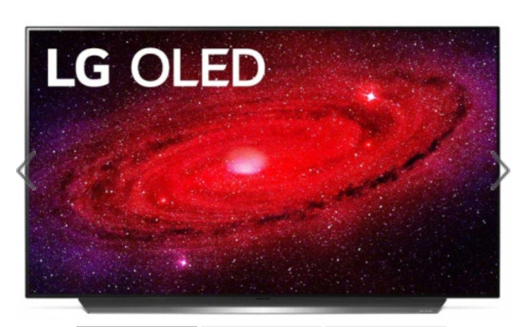 "LG OLED48CX6LB - SmartTV de 48"" con Inteligencia Artificial AI ThinQ *Mínimo histórico*"