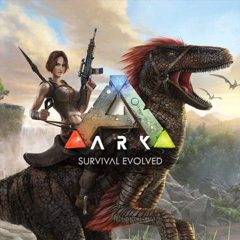 ARK: Survival Evolved PS4