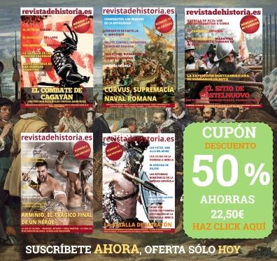 Revista de Historia Digital a mitad de precio