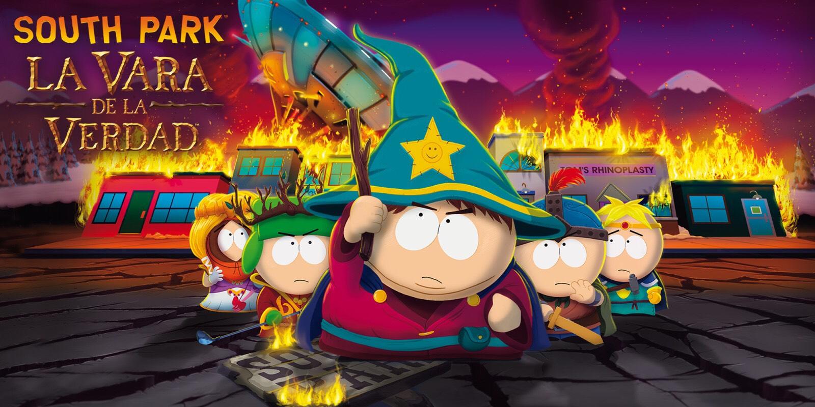 South Park™ : La vara de la verdad™ Eshop Sudáfrica