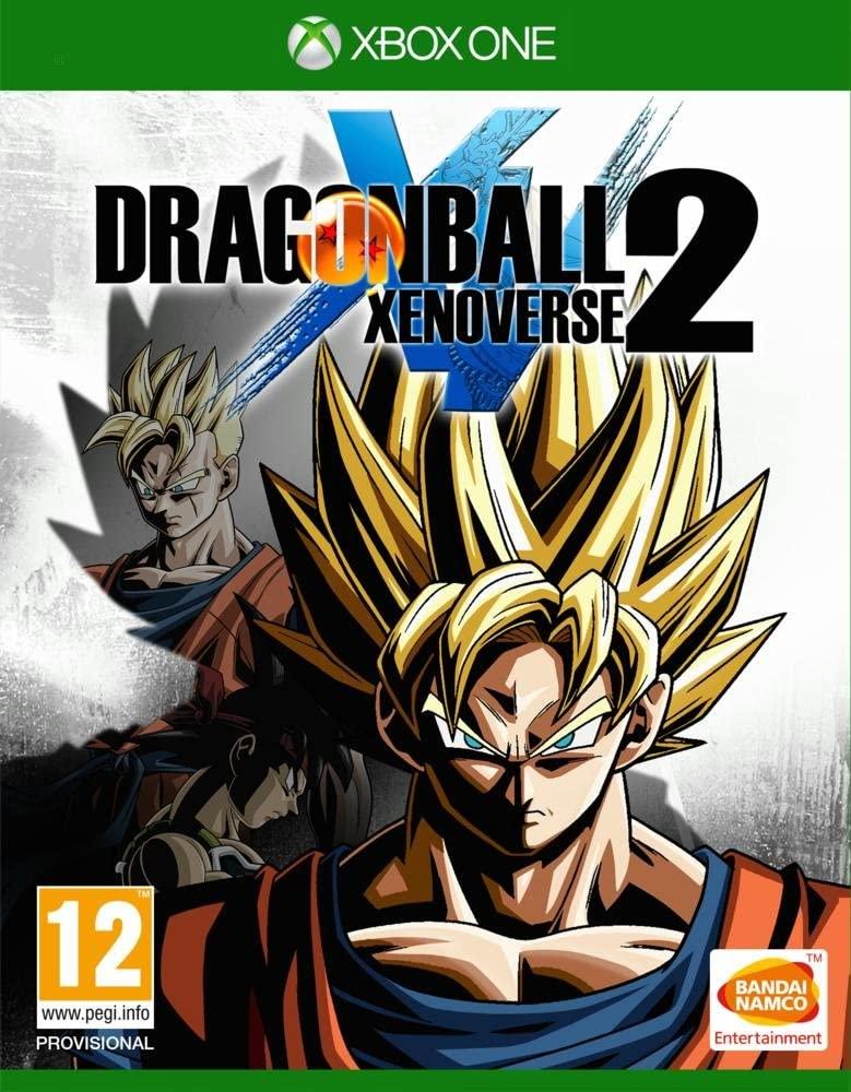 Dragon Ball Xenoverse 2 Físico Para Xbox One + 3 meses Amazon Music Unlimited