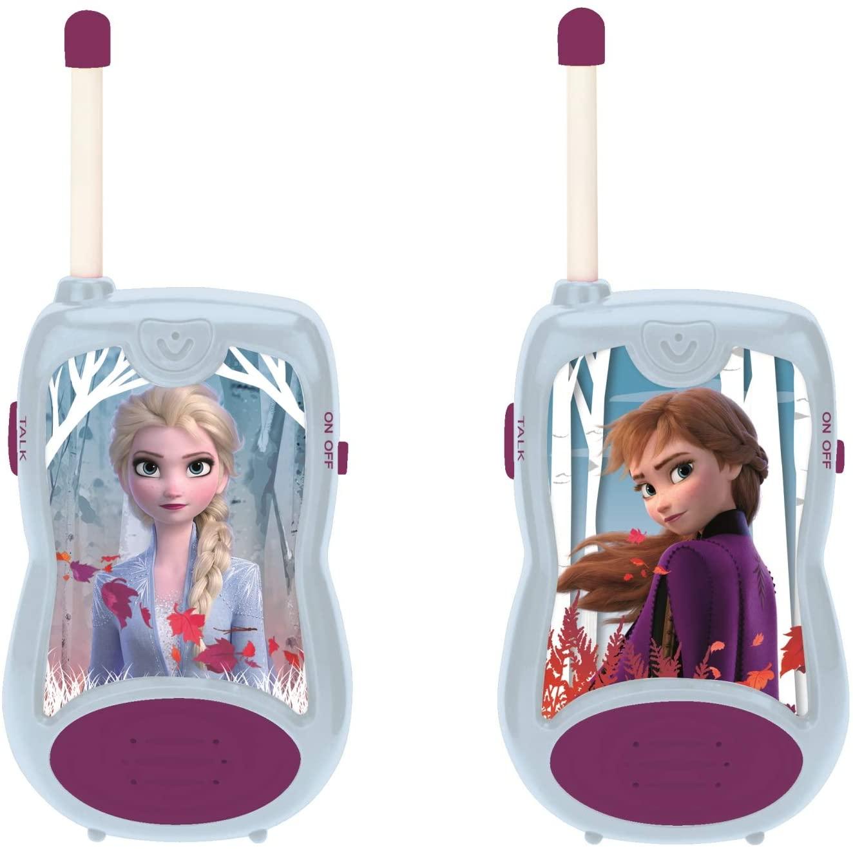 Walkie Infantil Elsa y Anna (REACO)