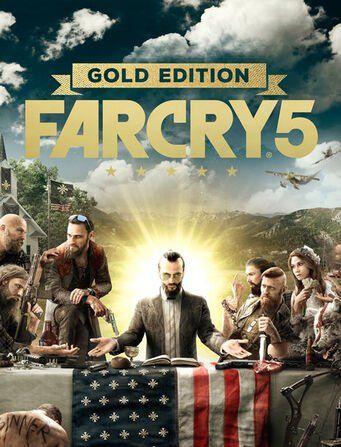 Far Cry 5 Gold Edition + Far Cry 3 Classic Edition Xbox One