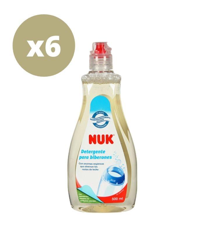 Nuk detergente biberones