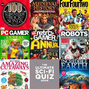 Recopiltorio :: Revistas gratis de diferentes temas (Inglés)