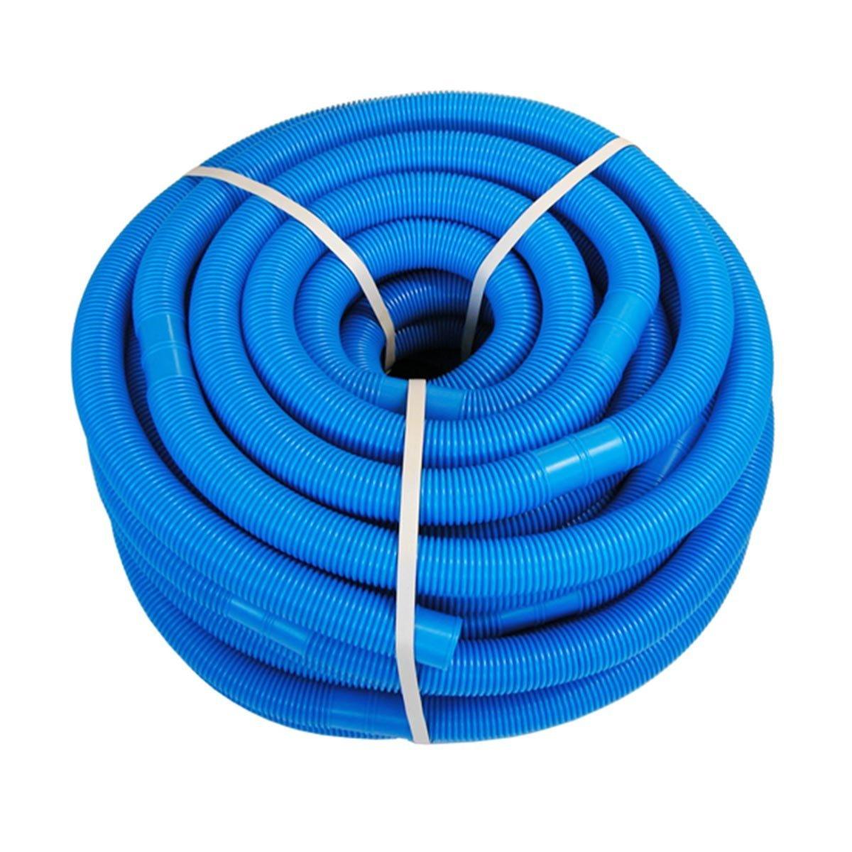 Manguera en rollo de 50 m de 32 mm de diámetro para piscinas por 1,40€