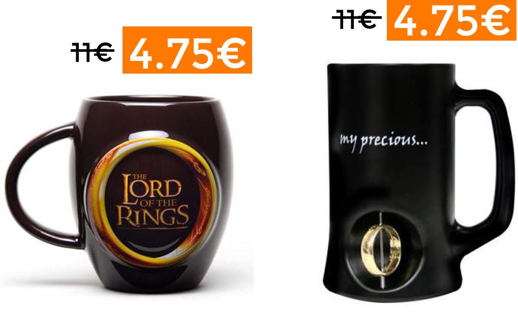 Selección tazas y vasos desde 4.75€