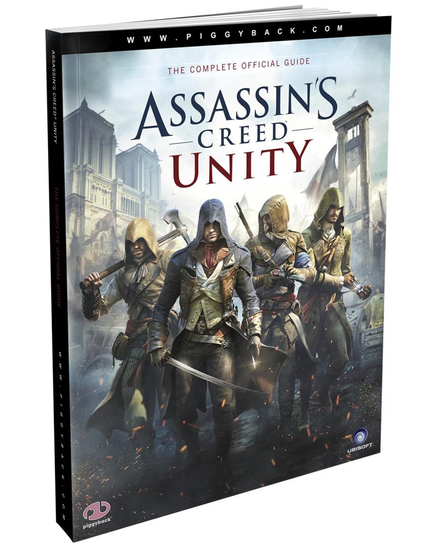 Guía Assassins Creed Unity (Leer descripción)