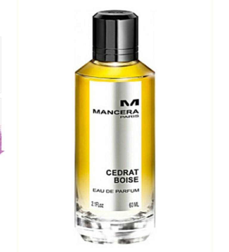 Mínimo Histórico Perfume Mancera Cedrat Boise 60ml
