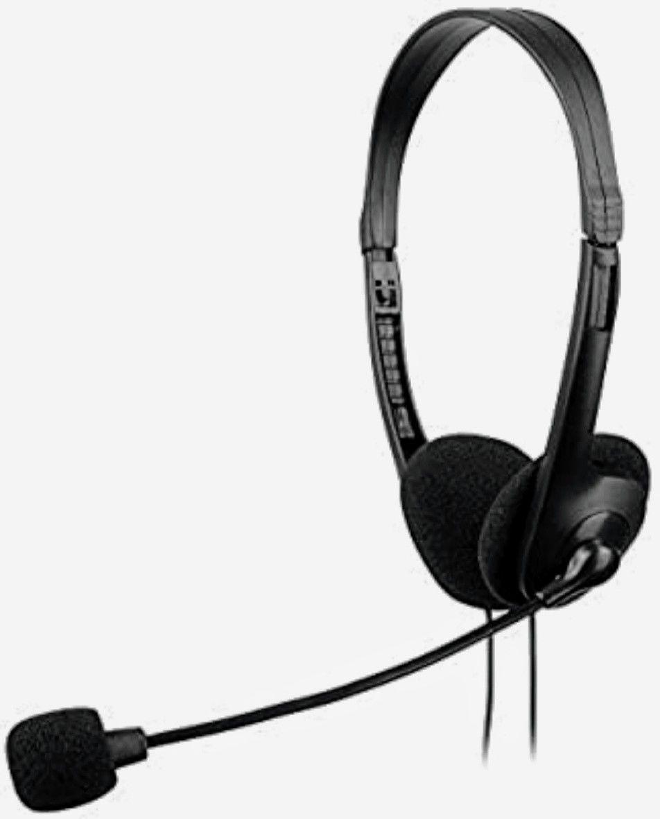 Auriculares con micrófono y Diadema Regulable (precio mínimo)