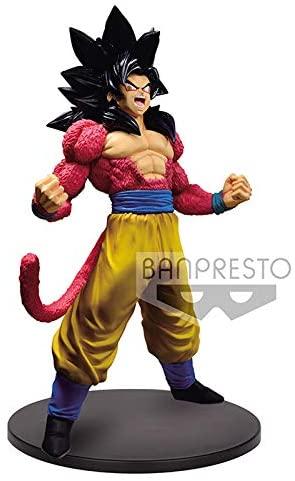 Banpresto Blood of Saiyans Dragon Ball Estatua Super Saiyan Son Goku
