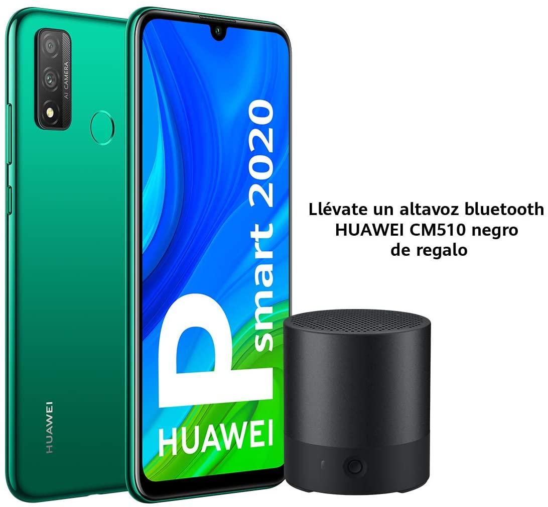 Huawei P Smart 2020 4GB 128GB + Altavoz CM510