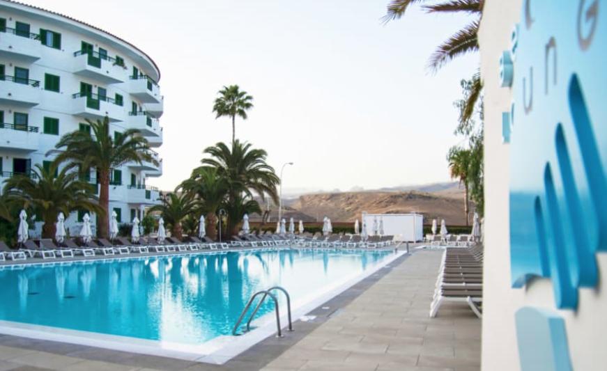 SEPT Gran Canaria Todo Incluido 379€/p= 7 noches en hotel 4* + vuelos desde Sevilla