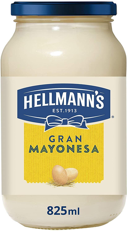 Hellmann'S - Mayonesa (825 ml) Amazon Pantry