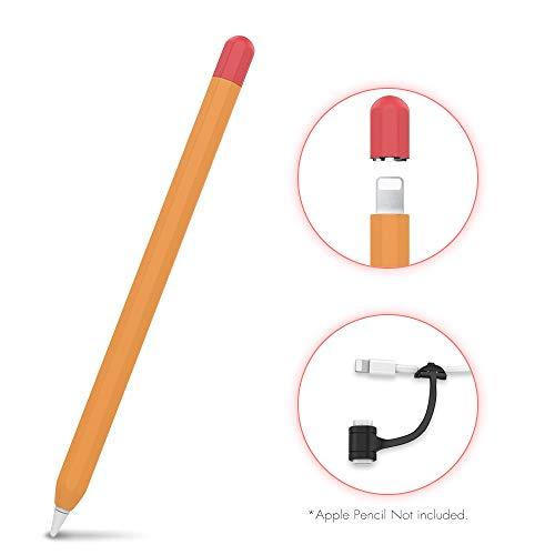 Funda Protectora de Silicona para Apple Pencil de 1ª generación