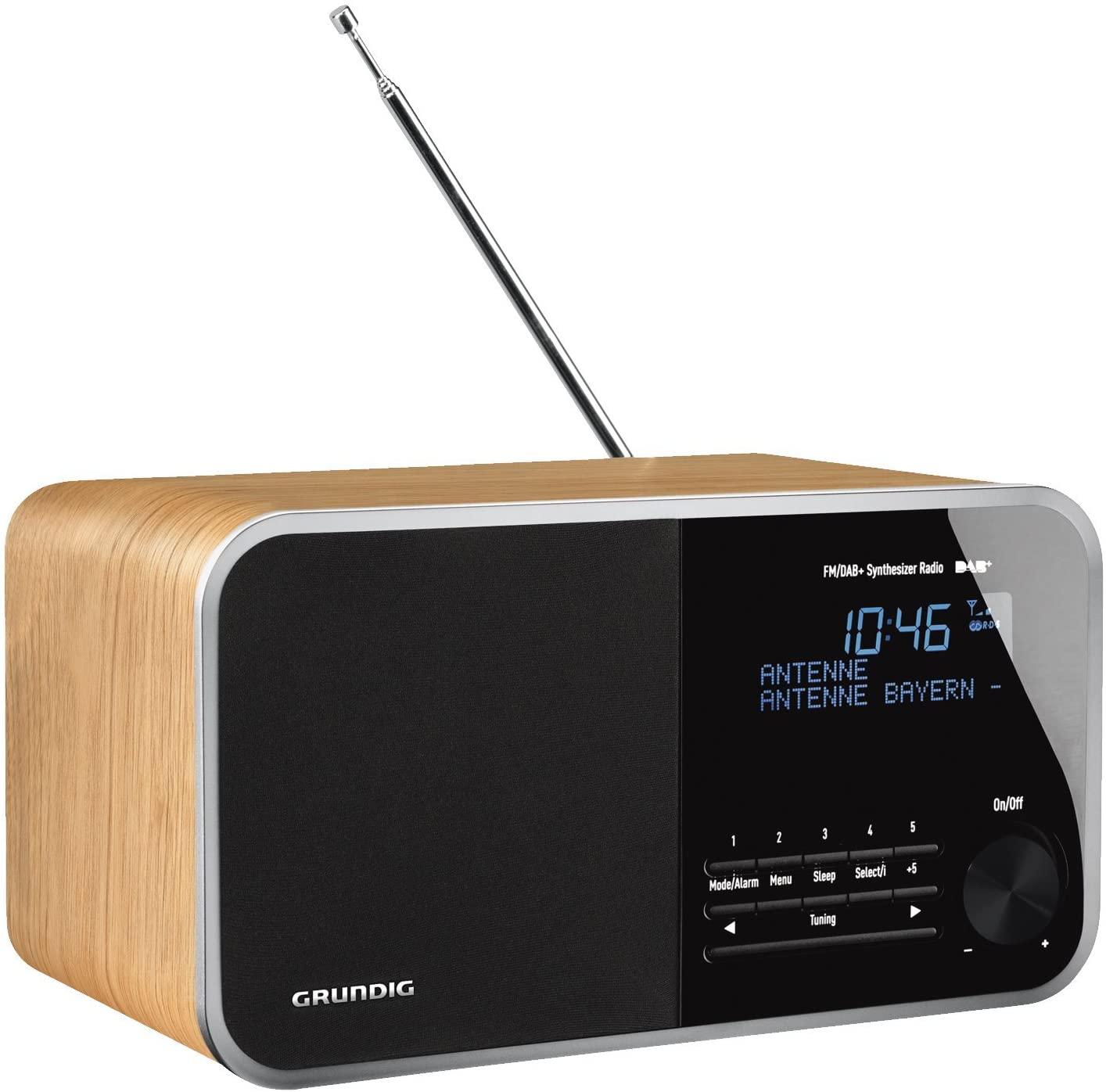 Radio Grundig (Analogica y Digital) (REACO)