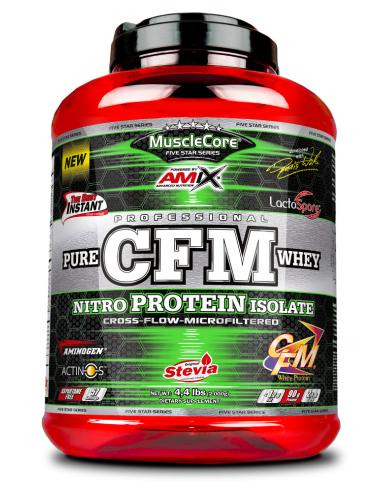 CFM Nitro Protein Isolate 2kg [Amix Nutrition]