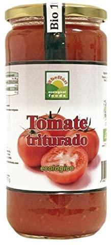 12 botes de tomate triturado ecológico (8160 ml total)
