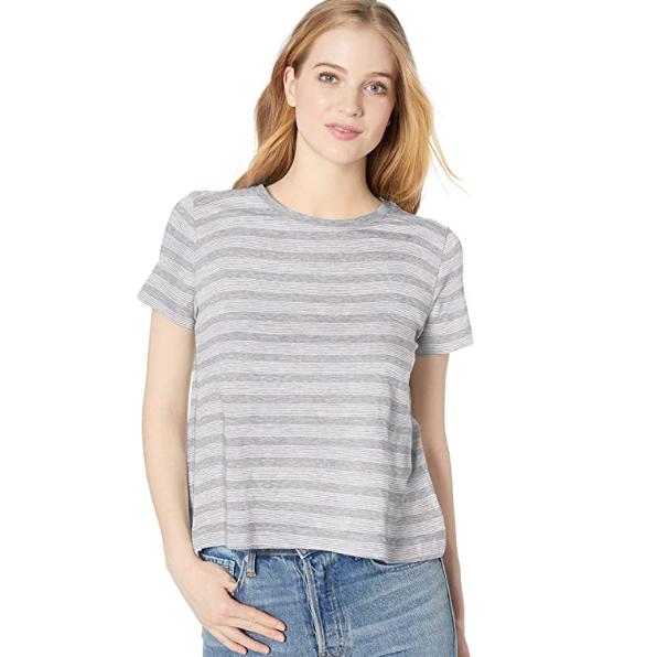 Camiseta ligera de algodón M/L