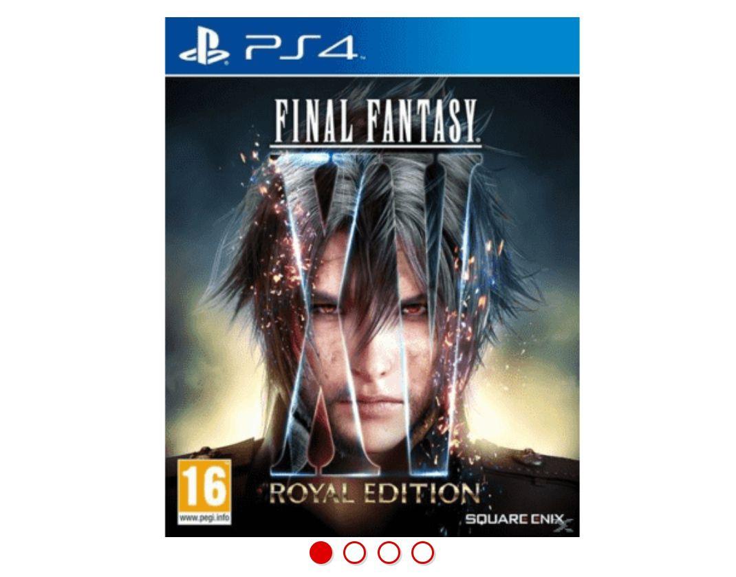 PS4 Final Fantasy XV, Royal Edition (edición completa)