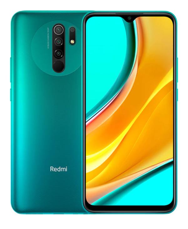 Redmi 9 4GB - 64GB solo 126€