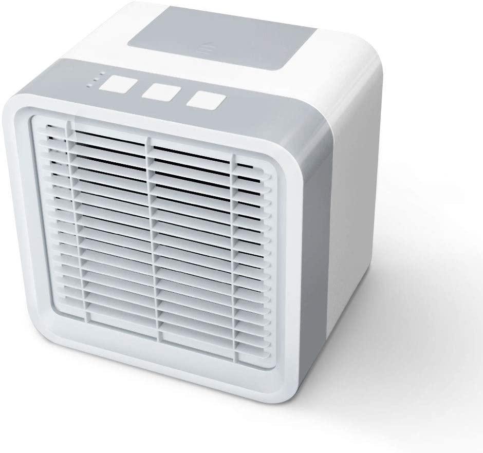 Climatizador evaporativo y humidificador portátil 3 en 1