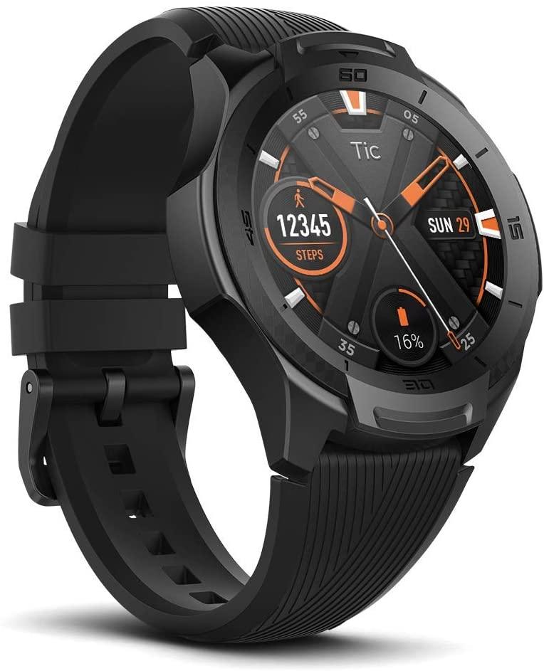 Ticwatch S2 con Android Wear OS en Amazon Francia