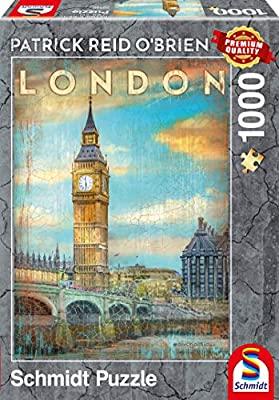 Schmidt Spiele puzzle 1000 piezas- Patrick Reid O'Brien -