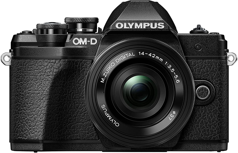 Olympus E-M10 Mark III + objetivo solo 399€