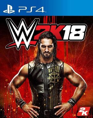 2K Sports WWE 2K18 (PS4)