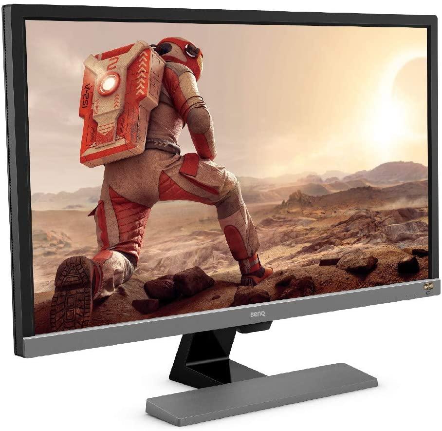 "Monitor BenQ de 28"" 4K UHD / 1ms / HDR / HDMI 2.0 / DisplayPort con altavoces"
