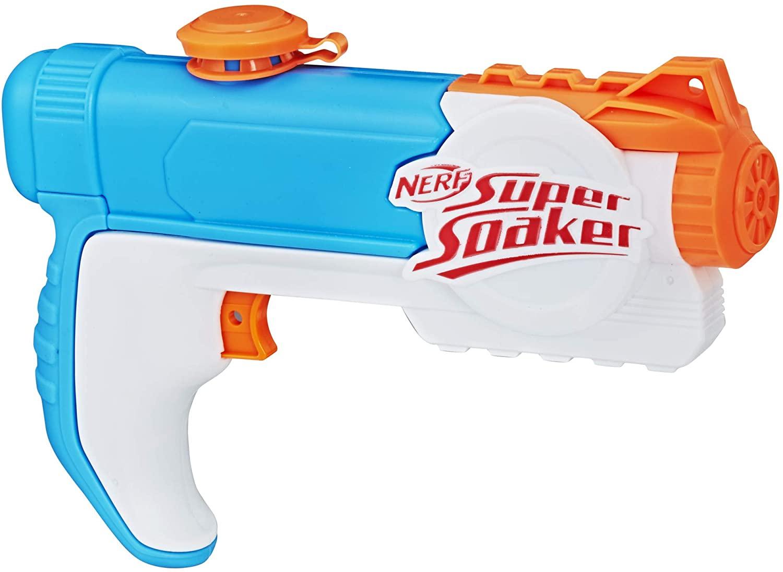 Nerf piranha pistola de agua, precio al tramitar