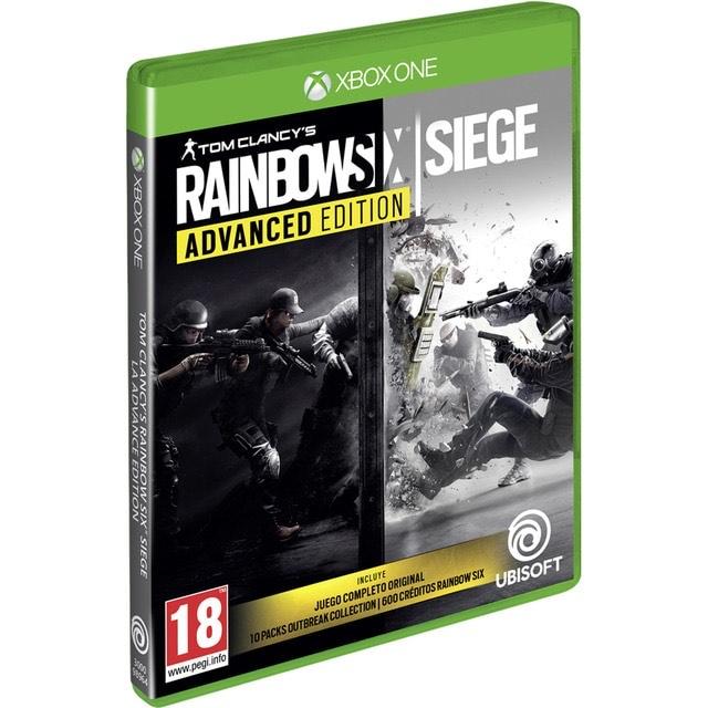 Rainbow Six Siege Advanced Edition Xbox One
