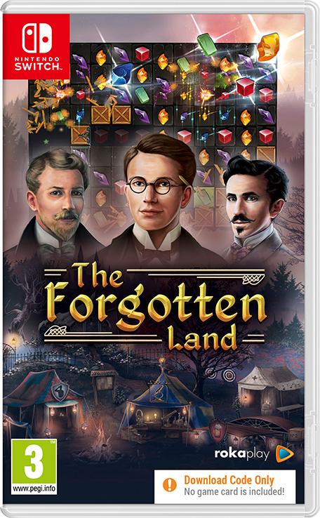The Forgotten Land para Nintendo Switch