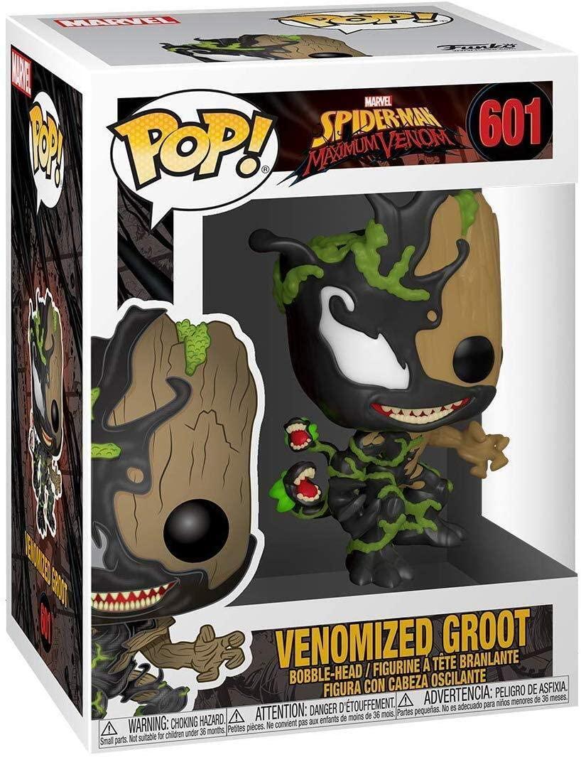 Funko Pop MAX Venom-Groot