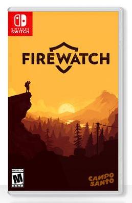 Firewatch para Nintendo Switch [Desde la eShop de EEUU]