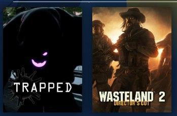 Trapped y Wasteland 2 Gratis por registrarte en robotcache
