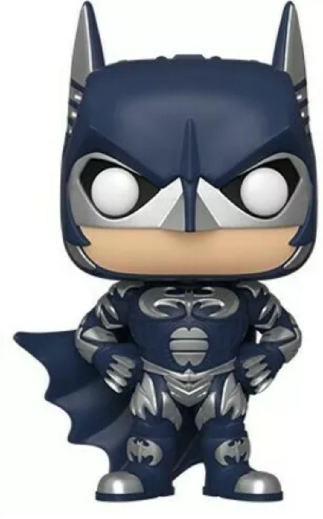Batman 80th - Batman (1997) - Funko Pop! Heroes(gladiator tb en descripción)