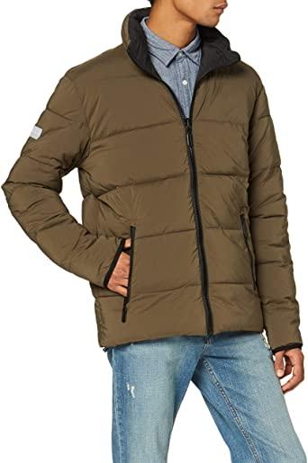 Superdry Printed Reversible Jacket Chaqueta para Hombre talla XS