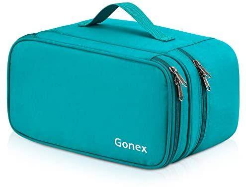 Gonex. Organizador Maletas doble compartimento.