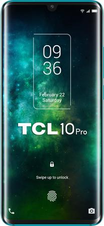 TCL 10 Pro - 6GB/128GB con auriculares de regalo