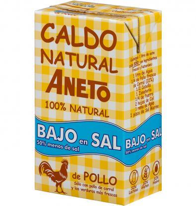 Caldo a 0,33€/L, Pasta integral a 0,86€/kg y otras combinaciones Tiendeo+Eroski/Hipercor/Carrefour